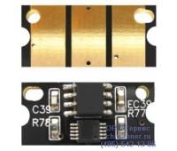 Чип желтого картриджа Konica Minolta MagiColor 8650/8650DN