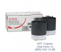 Картридж черный Xerox Docucolor 12 (2 тубы),оригинальный