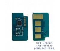Чип пурпурного картриджа Samsung CLP-360/365/365W/368 Samsung CLX-3300/3305