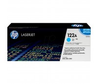 Картридж HP Q3961A  голубой для HP Color LaserJet 2550 / 2820 / 2840 оригинальный