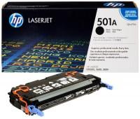 Тонер черный HP Color LJ CP3505 / 3600 / 3800,  170гр.
