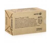 Тонер-картридж пурпурный Xerox Phaser 7100 / 7100N / 7100DN оригинальный