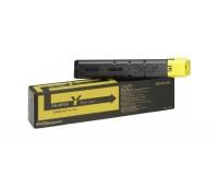 Тонер-картридж желтый TK-8705Y для Kyocera Mita TASKalfa 6550 / 6551 / 7550 / 7551 оригинальный
