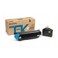 Тонер-картридж голубой TK-5270C для Kyocera Mita Ecosys M6230cidn / M6630cidn / P6230cdn оригинальный