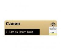 Фотобарабан Canon C-EXV55 Drum Yellow желтый для Canon ImageRunner Advance C256i /  C356i оригинальный