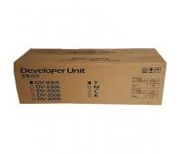 Девелопер DV-8305Y желтый для Kyocera Mita TASKalfa 3050 / 3051 / 3550 / 3551 оригинальный