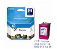 Картридж цветной HP 121 оригинальный
