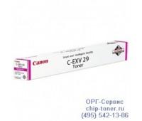 Картридж пурпурный  Canon C-EXV29M оригинальный