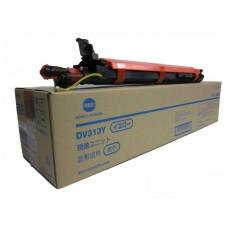 Блок девелопера DV-313M пурпурный Konica Minolta bizhub C258  / C308  / C368 оригинальный