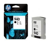 Картридж струйный HP 940 черный оригинальный