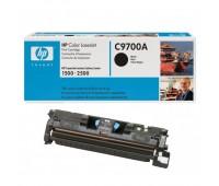 Картридж HP 121A / C9700A черный для HP Color LaserJet 1500,  1500N,  1500TN,  2500,  2500N, 2500TN оригинальный