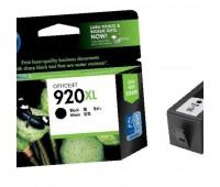 Картридж струйный черный HP 920XL повышенной емкости оригинальный