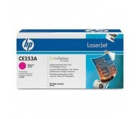 Картридж пурпурный HP Color LaserJet CP3520,  CP3525,  CP3525n,  CP3525dn,  CP3525x,  CM3530,  CM3530fs оригинальный