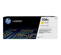 Картридж желтый HP LaserJet Enterprise 500 M552dn / M553 series / M577 series оригинальный