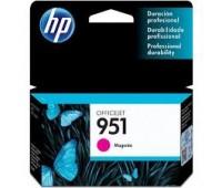 Картридж пурпурный HP 951 оригинальный