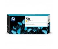 Картридж желтый HP 730 / P2V70A повышенной емкости для HP DesignJet T1700 (300МЛ.) оригинальный