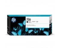 Картридж матовый черный HP 730 / P2V71A повышенной емкости для HP DesignJet T1700 (300МЛ.) оригинальный