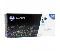 Картридж Q2681A голубой для HP Color LaserJet 3700 оригинальный