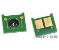 Чип пурпурного картриджа HP Color LaserJet CP3525dn
