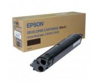 Картридж черный S050100 для Epson AcuLaser C900 / C1900 оригинальный