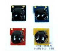 Чип желтого картриджа HP LaserJet Enterprise 500 M551n,  M551dn,  M551xh