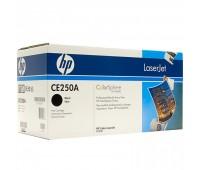 Картридж черный HP Color LaserJet CP3520,  CP3525,  CP3525n,  CP3525dn,  CP3525x,  CM3530,  CM3530fs оригинальный