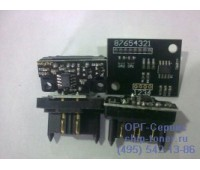 Чип черного фотобарабана Konica Minolta bizhub C452 / C552 / C652